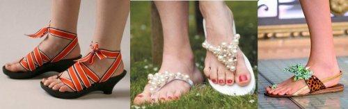Взуття весна літо 2016