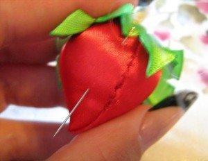 Канзаші полуниця мк об\ємної ягоди (фото і відео)