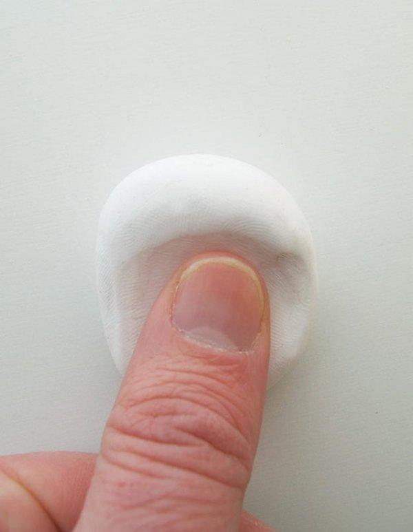 Підставки для великодніх яєць з полімерної глини.