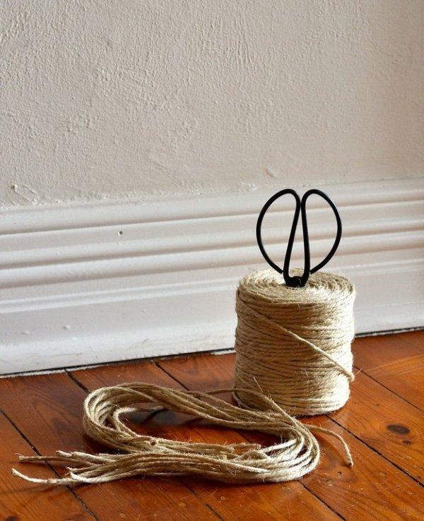 Плетение из пеньковой веревки своими руками 7