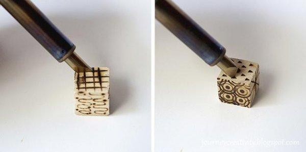 Робимо дерев\яний браслет своїми руками.