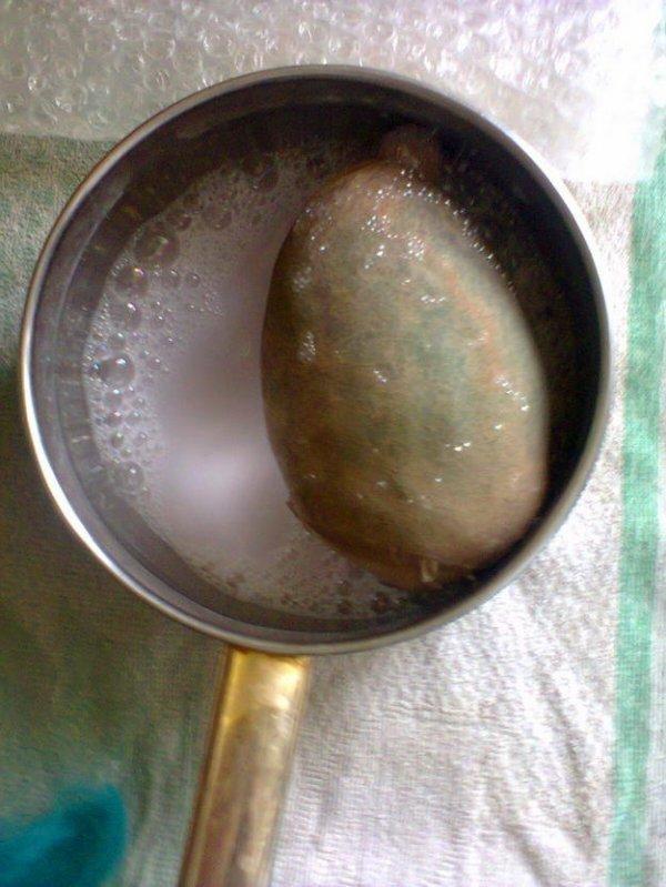 Робимо пасхальне яйце в техніці валяння.