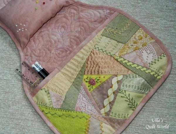 Рукодільний органайзер для дивана: ідея для творчих натур.