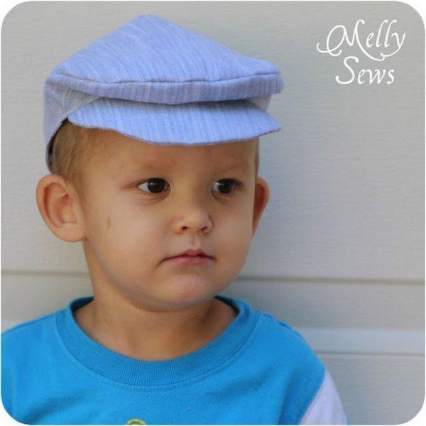 Як зшити шапку для хлопчика своїми руками?