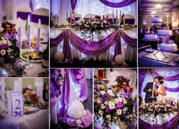 Фиолетовая свадьба 23 фото свадеб в фиолетовом цвете 91