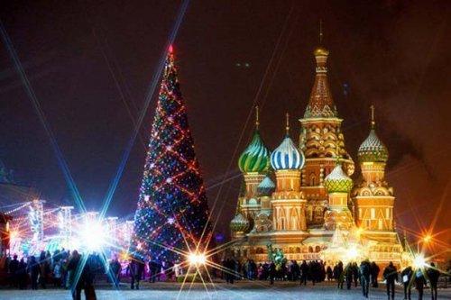 Новорічні канікули 2017 року в Росії
