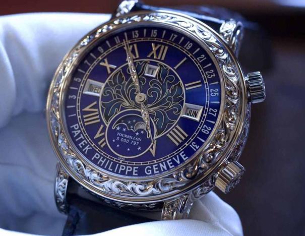 Кращі чоловічі наручні брендові годинники 2017 року  5bcedb3656b68
