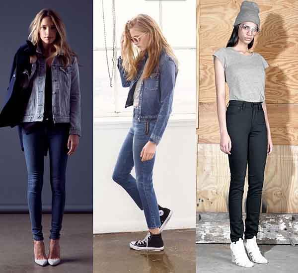 Модні жіночі джинси 2017 року  65c955a416f94