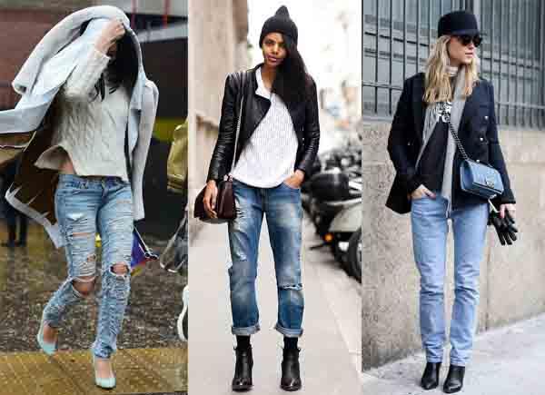 Модні жіночі джинси 2017 року  1555c04223617