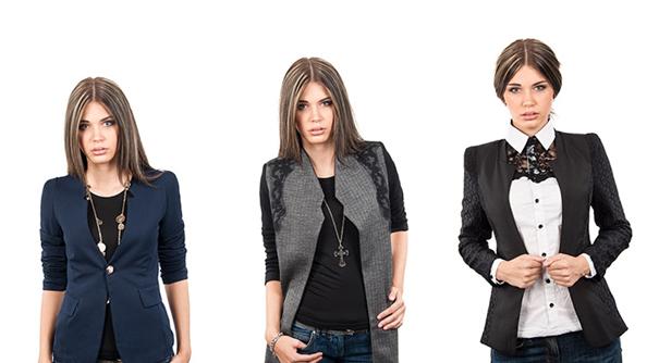 2c1d9a3d170906 Модні жіночі жакети 2017 року | Мода