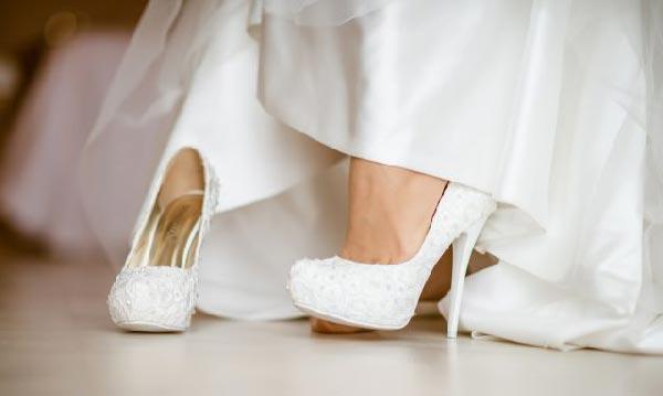 Модна весільна взуття в 2017 році  c862ce64fd005
