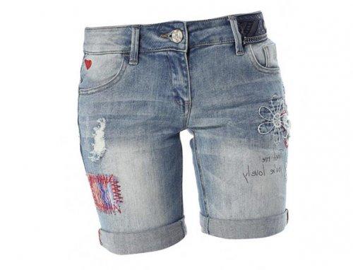Кращі моделі стильних жіночих джинсових шортів 2017 року