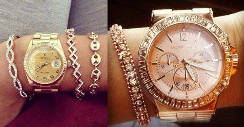 Модні брендові жіночі наручні годинники 2017 року