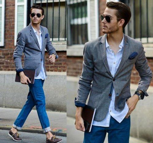 Модні чоловічі джинси 2017 року