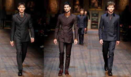 Модні чоловічі костюми 2017 року
