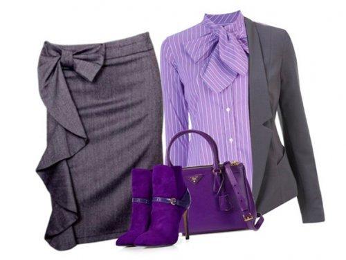 Модні кольори в одязі 2017 року