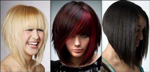 Модні стрижки на коротке волосся 2017 року для жінок