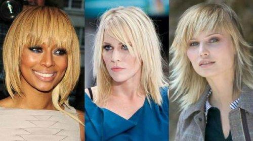 Модні стрижки на середні волосся в 2017 році
