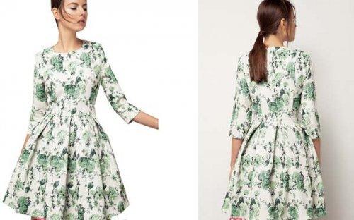 Модні сукні 2017 року: сезон весна літо