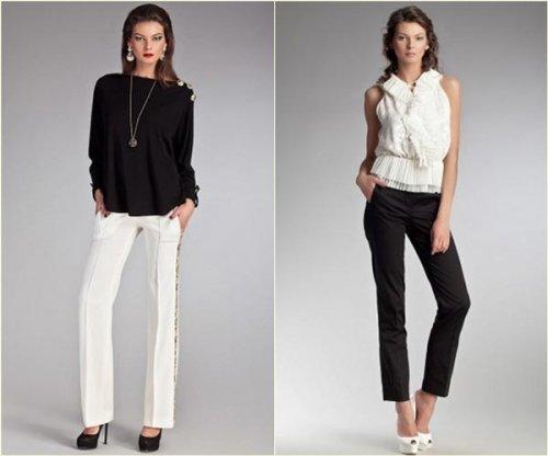 Модні жіночі брюки 2017 року