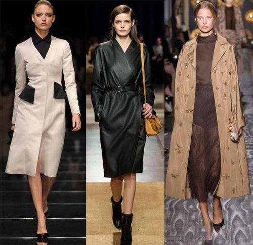 Модні жіночі плащі 2019 2020 року