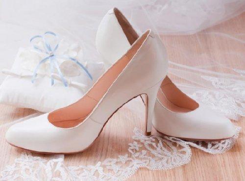 Модна весільна взуття в 2017 році