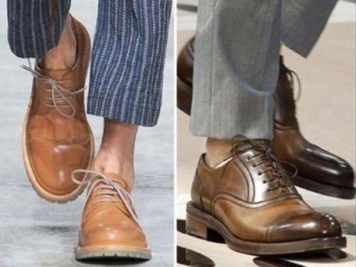 Модне чоловіче взуття сезону весна літо 2017 року