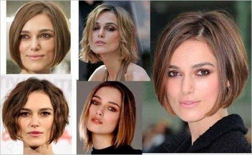 Стрижка боб каре на короткі волосся 2017 – модні віяння