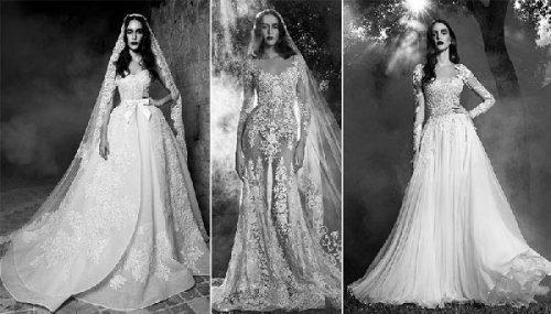 Весільні сукні 2017 року