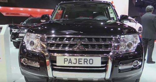 Комплектації і ціни Mitsubishi Padjero 20172018 модельного року