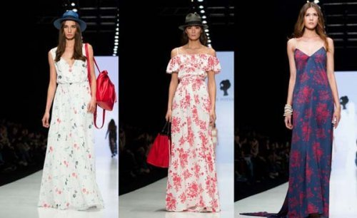 Модні сарафани 2017 року на літо весну