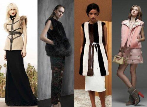 Модні жіночі жилети 2017 року