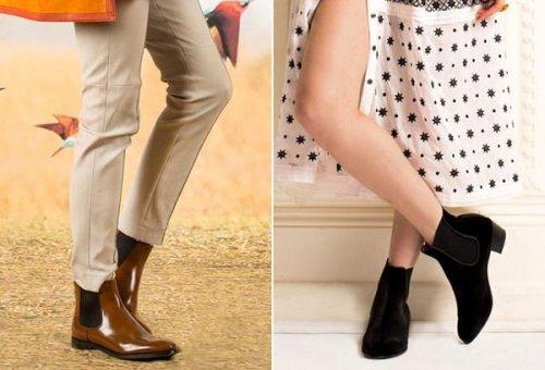Модна жіноче взуття 2017 року