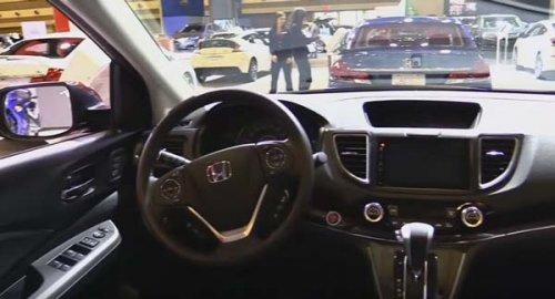 Нова модель Хонда СРВ 20172018 фото та ціни