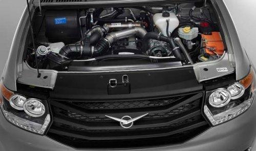 Новий вітчизняний позашляховик УАЗ Патріот 20172018 року