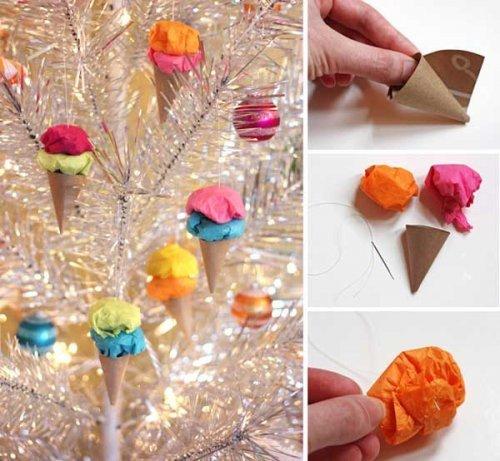 Новорічні вироби. Кращі ідеї для креативного творчості