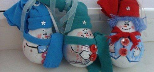 Робимо ялинкову іграшку своїми руками для дитячого садка