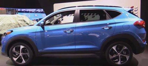 Відео тест драйв Hyundai Tucson 20172018 року