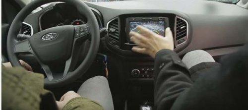 Відео тест драйв Lada X Ray 20172018 року