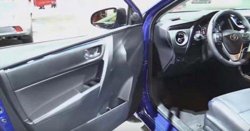 Відео тест драйв Toyota Corolla 20172018 року