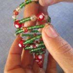 Які новорічні вироби зробити з бісеру. Найкращі ідеї