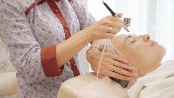 08f2617d8942b716baf4322cf83fbc23 Пилинг лица — косметологическая процедура. Виды пилинга. Фото до и после