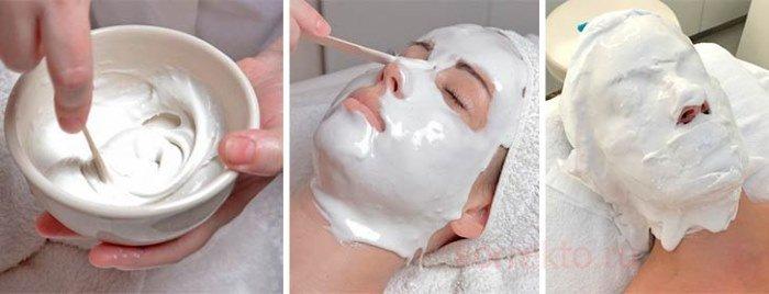Как сделать себе альгинатную маску 577