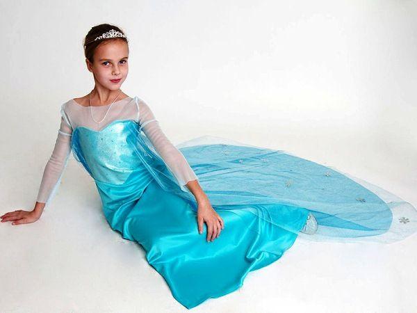 Випускні сукні для дівчаток в дитячому саду  вибираємо пишність і довжину cc24c1a044bf8
