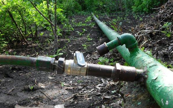 Летний водопровод на даче из полиэтиленовых труб своими руками 70
