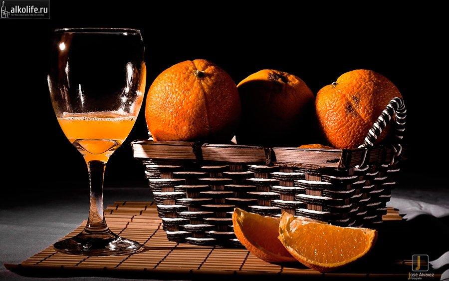 Ликёр из мандаринов в домашних условиях 139