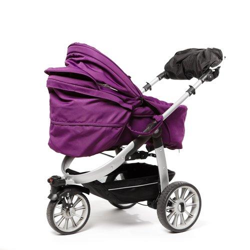 Як відіпрати цвіль з дитячої коляски – прості способи  f3efb66824ac5