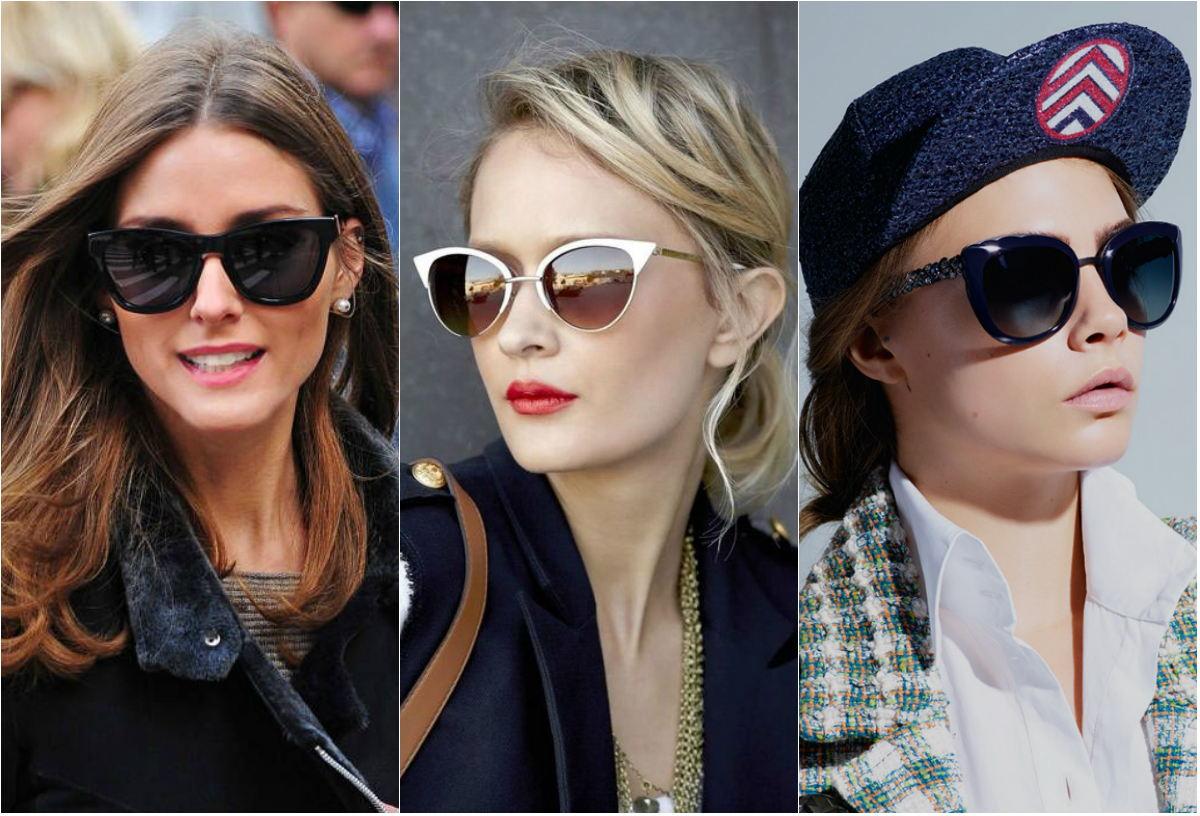 Які окуляри в моді 2019 (жіночі сонцезахисні)  які модні фірми 38d70118fd414