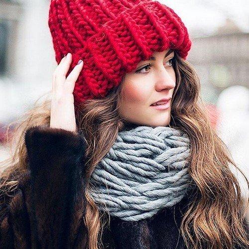 Самі красиві вязані шапки  фото ідеї  4b94d9468d46e