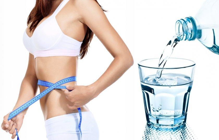 похудение без воды